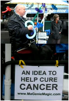 an idea to cure cancer