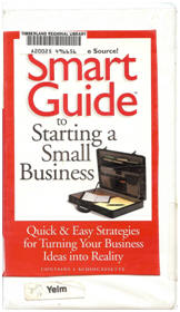 Smart guide to starting your own small business